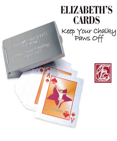 Engraved Card Case & Cards