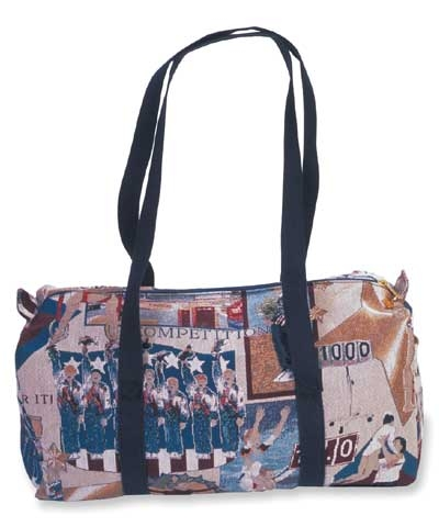 TEN-O Tapestry Overnight Bag