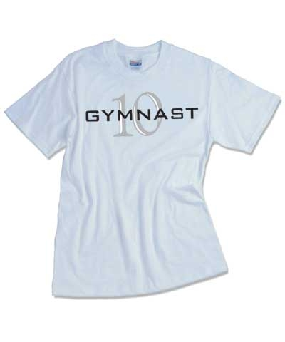 10 Gymnast Tee