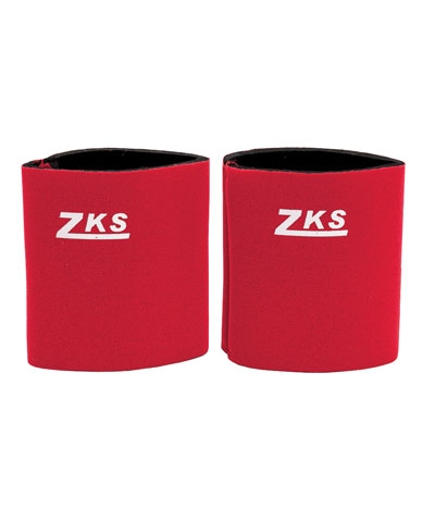 Short Red Neoprene Wrist Protector FREE SHIPPING