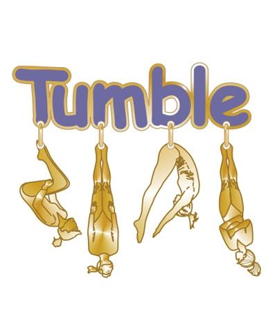 Tumble Dangle Pin