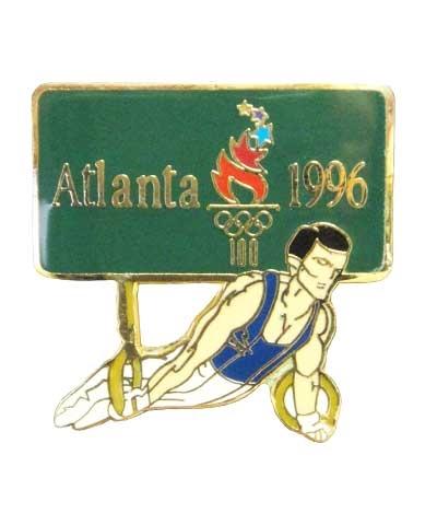 1996 Olympic Men's Ring Pin