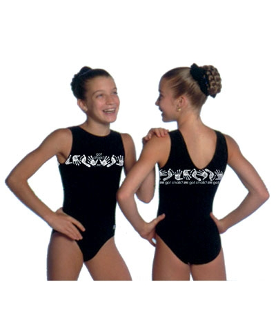 Got Chalk Bar Design Leotard