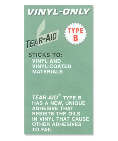 Tear Aid Vinyl Mat Repair Kit