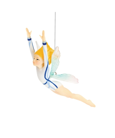 Pixie Gymnast Ornament FREE SHIPPING