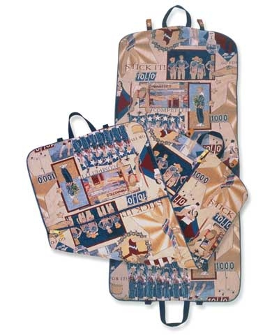 TEN-O Tapestry Hanging Bag