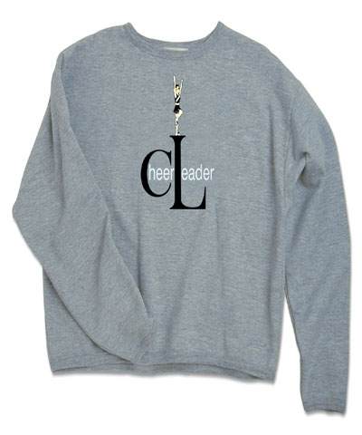Cheerleading Liberty Sweatshirt