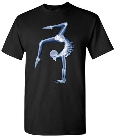 X-Ray Stag Black Tee