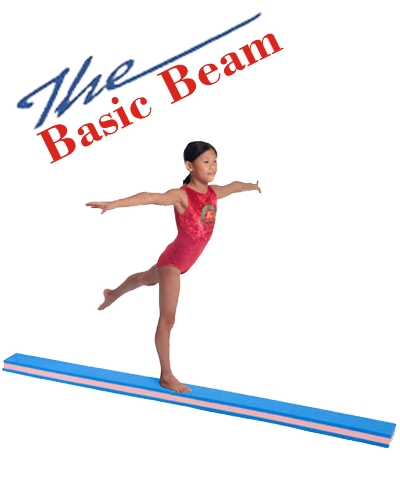 Basic Foam Puzzle Balance Beam
