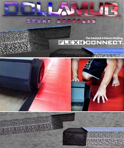 42' x 42' Flexi-Connect® Carpet Bonded Foam