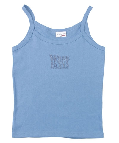 Work Out Blues Spaghetti Strap Top FREE SHIPPING
