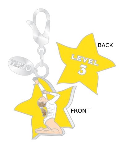 Gym Charm - Level 3