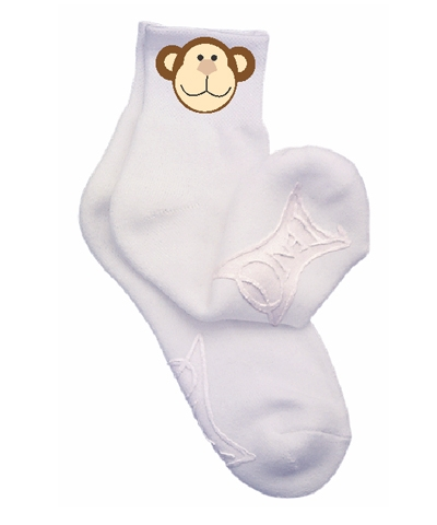Lucky Monkey Socks FREE SHIPPING
