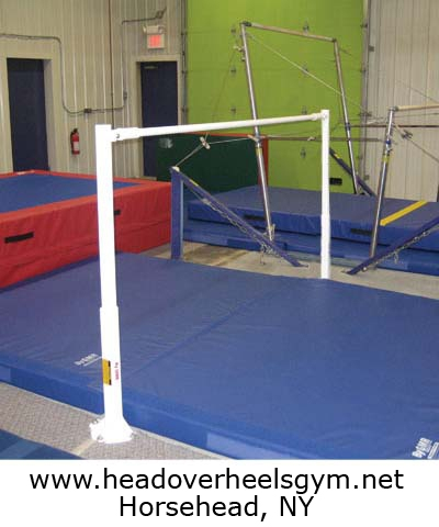 White Composite Training Rail