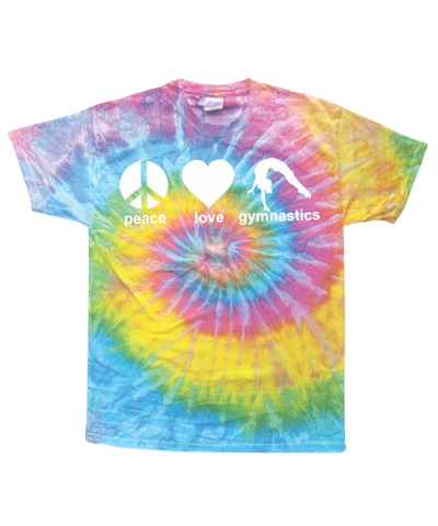 Saturn Peace Gym Tee