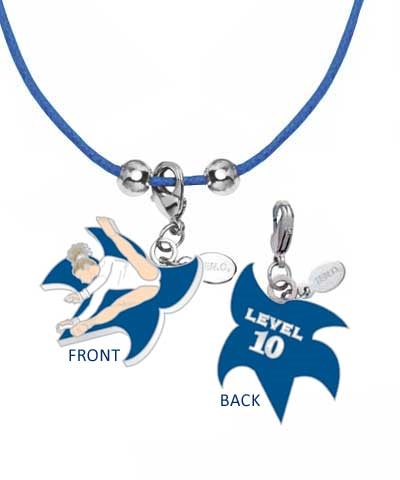 Level 10 Charm & Cord Necklace