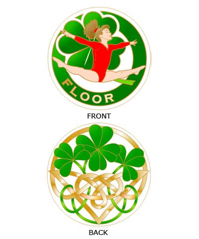 Floor Lucky Coin