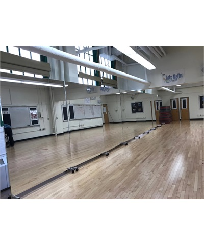 Dance Ballet Studio Equipment TENO ByGMR - Discount dance flooring