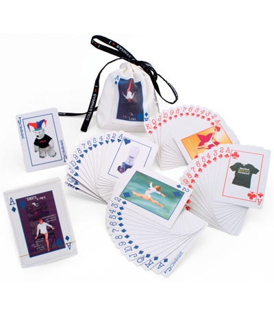 Gymnastics Playing Cards