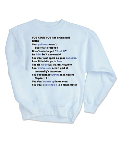 10 Reasons Sweatshirt - Version 2.0 FREE SHIPPING