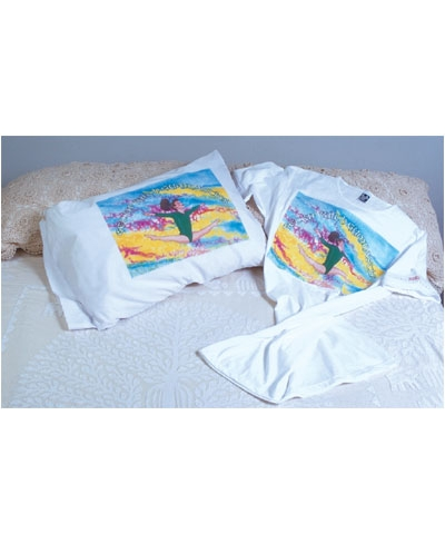 Get Up With Gymnastics Pillow Case