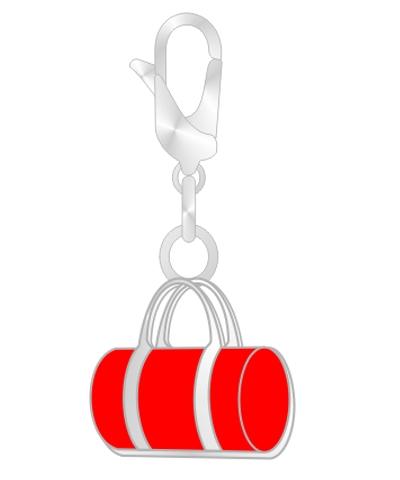 Gym Charm - Bag