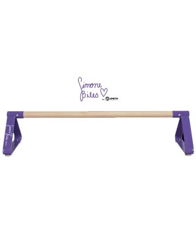Simone Biles Purple Pirouette Bar