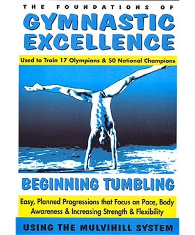 Gymnastics Excellence Vol. 2: Beginning Tumbling (VHS)