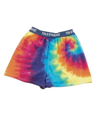Kaleidoscope Tie Dye Boxer Shorts
