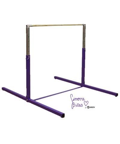 Simone Biles Purple Jr Swing Bar