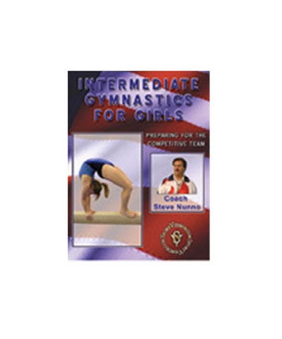 Steve Nunno Girls Intermediate Gymnastics DVD