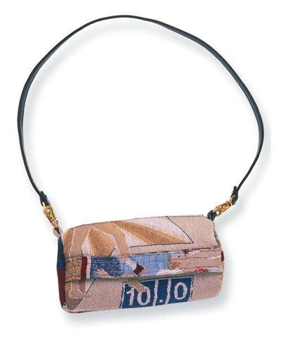 Tapestry Roll Bag