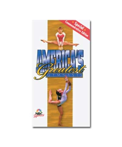 America's Greatest Gymnasts (VHS Format)