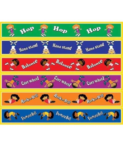 Gymnastic Activity Strips