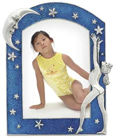 Moon And Stars Gymnastics Frame