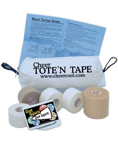 Cheer Tote'N Tape Kit