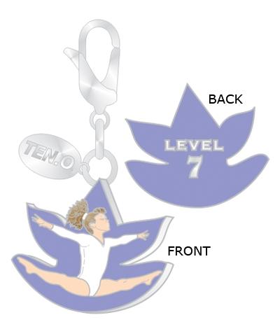 Gym Charm - Level 7