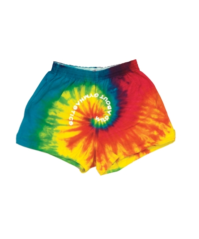 Wild About Gymnast Short-Kaleidoscope FREE SHIPPING