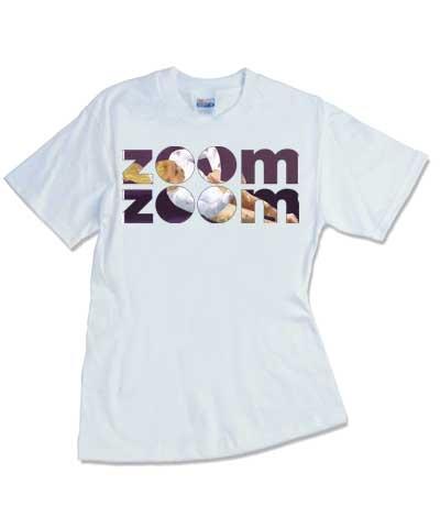 Zoom Zoom Tee FREE SHIPPING