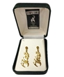 1996 Olympics Gold Plated Earrings