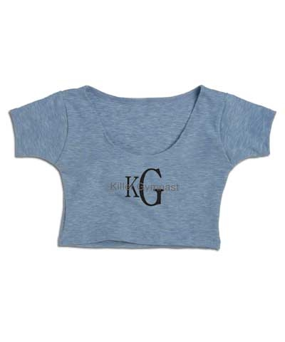 Killer Gymnast Baby Doll Crop Top
