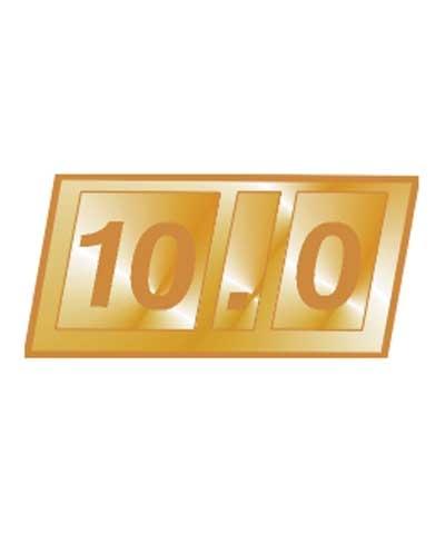 10.0 Pin