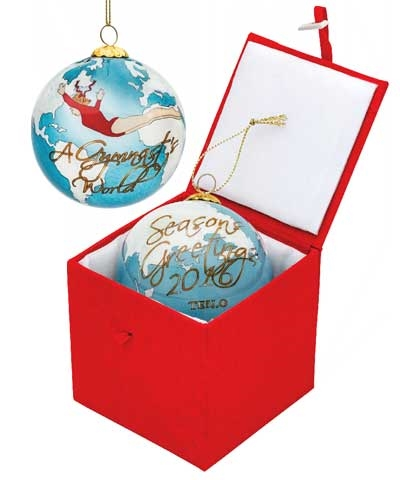 Gymnast's World Christmas Ball