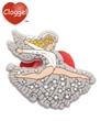 PVC Cloggel™ Angel Tumbles