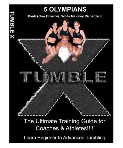 Tumble X DVD