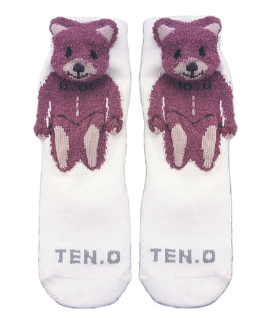 Beamie Bear Socks