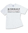Gymnast One In A Million Tee