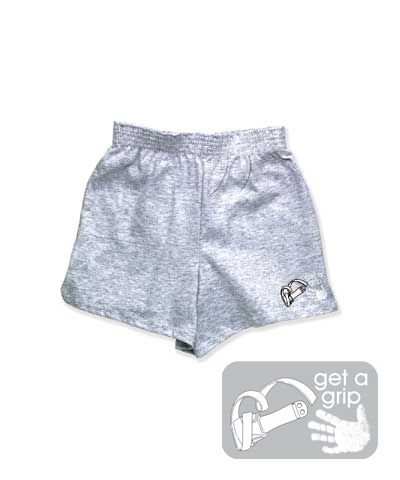Get A Grip Bar Ash Shorts FREE SHIPPING