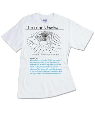 Giant Swing Tee