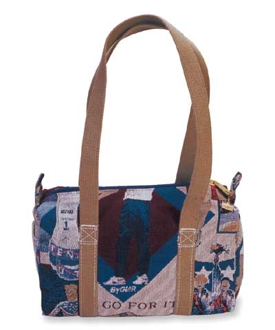 TEN-O Tapestry Town And Travel Bag